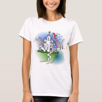 Magisches Schloss T-Shirt