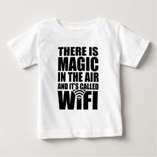 Magisches wifi baby t-shirt