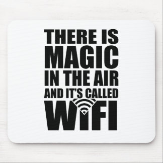 Magisches wifi mousepad