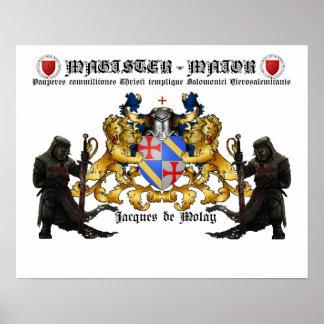 Magister Maior Nr. 23 Poster