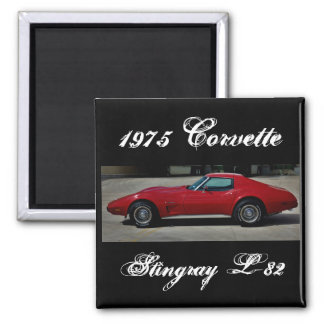 Magnet 1975 KorvetteStingray L-82