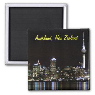 Magnet Aucklands Neuseeland Quadratischer Magnet