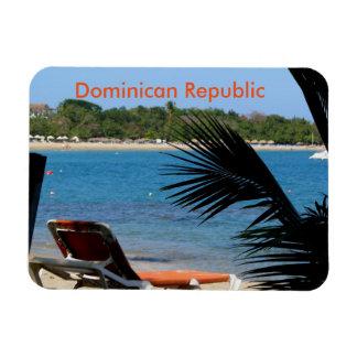 Magnet der Dominikanischen Republik