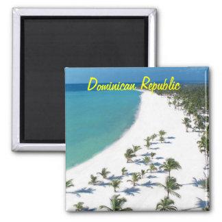 Magnet der Dominikanischen Republik Magnets