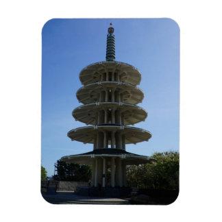 Magnet der San Francisco Japantown