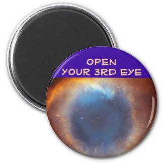 Magnet des dritten Auges Kühlschrankmagnete