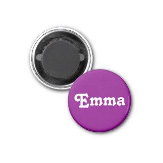 Magnet Emma Runder Magnet 3,2 Cm