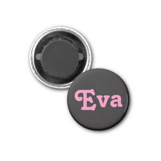 Magnet Eva Runder Magnet 2,5 Cm