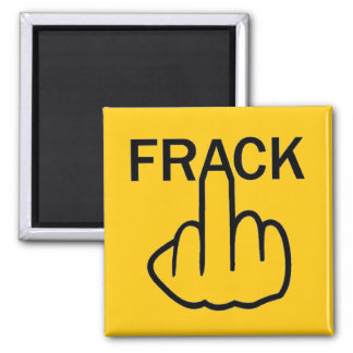 Magnet-Halt Fracking Quadratischer Magnet