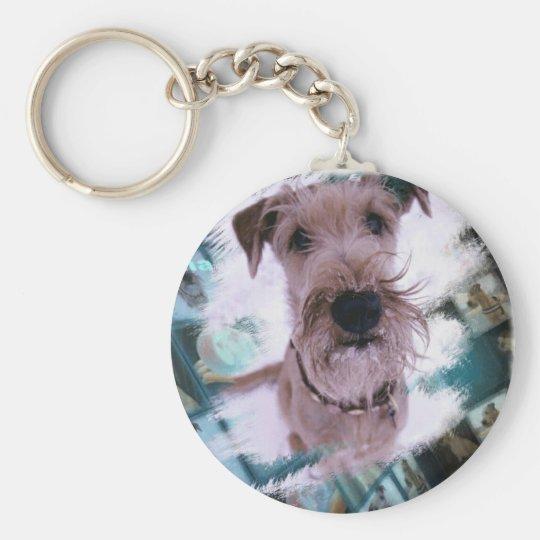 Magnet Irish Terrier Schlüsselanhänger