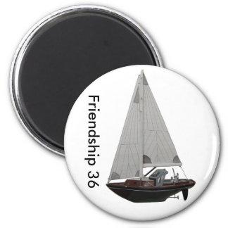 Magnet Kühlbox Yacht Friendship 36