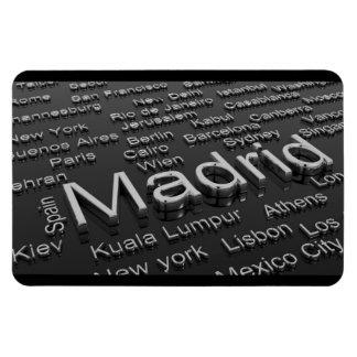 Magnet Madrids, Spanien