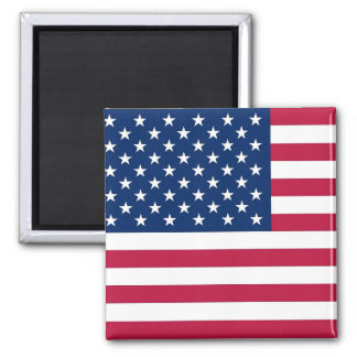 Magnet mit Flagge der USA Magnete