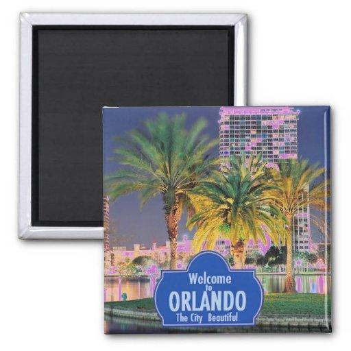 Magnet Orlandos Florida Magnete