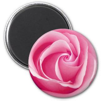 Magnet rosa Damen-Rose Runder Magnet 5,7 Cm
