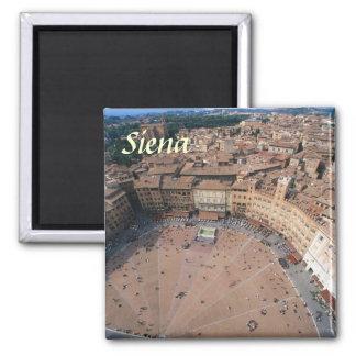 Magnet Siena Italien Kühlschrankmagnet