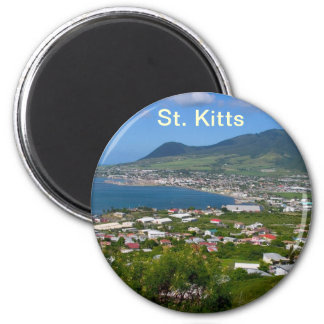 Magnet St. Kitts Magnets