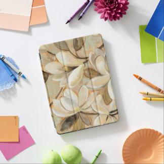 Magnolien-Einfachheits-Creme iPad Air Cover