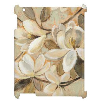 Magnolien-Einfachheits-Creme iPad Hülle