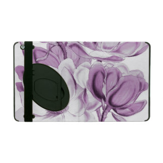 Magnolien-lila Traum iPad Hüllen