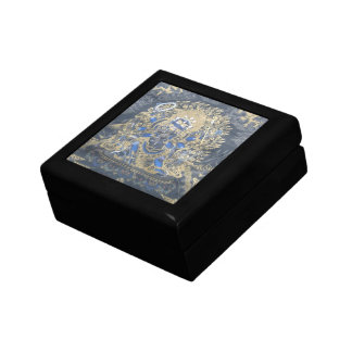 Mahakala Schmuck/Geschenkboxen Kleine Quadratische Schatulle