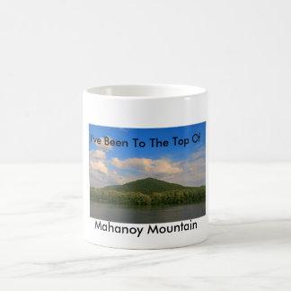 Mahanoy Berg Kaffeetasse