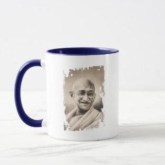 Mahatma- Gandhigeschenk Tasse