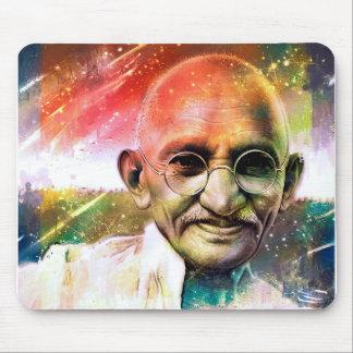 Mahatma- GandhiMausunterlage Mousepad