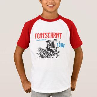 Mähdrescher DDR Design T-Shirt