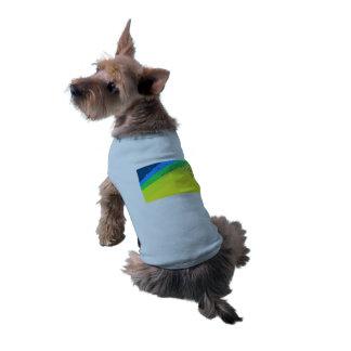 Mahi Mahi Fisch-Haut-Hundeshirt Shirt