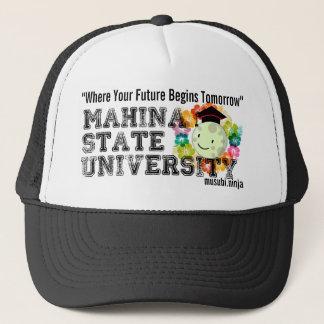 Mahina Staats-Hochschulkappe Truckerkappe