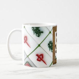 Mahjong-Drachen Kaffeetasse