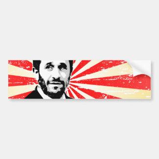 Mahmud Ahmadinedschad Auto Sticker