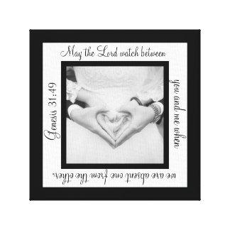 Mai der Druck Lord-Watch Wedding Canvas Art Leinwanddruck