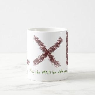 Mai ist der MUD mit Ihnen! Kaffeetasse