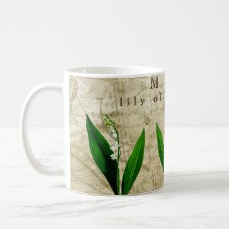 Mai-Maiglöckchen Kaffeetasse