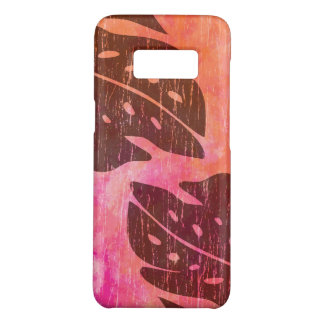 Maikai hawaiische Monstera Case-Mate Samsung Galaxy S8 Hülle