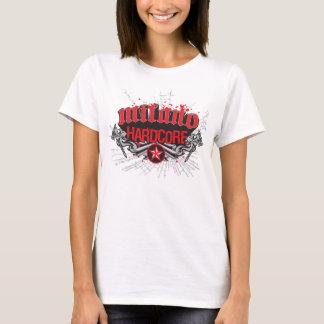 Mailand-hardcore-T - Shirt