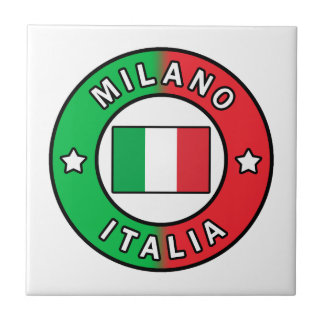 Mailand Italien Keramikfliese
