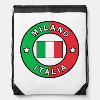 Mailand Italien Sportbeutel