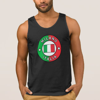 Mailand Italien Tank Top