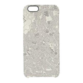Mailand Mailand Durchsichtige iPhone 6/6S Hülle