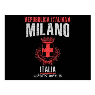Mailand Postkarte