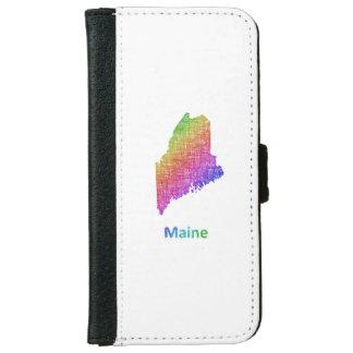 Maine Geldbeutel Hülle Für Das iPhone 6/6s