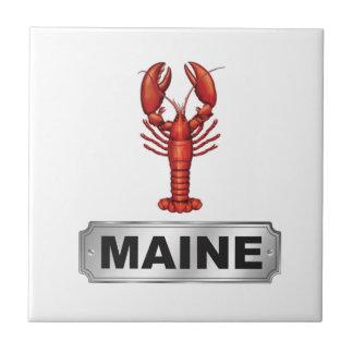 Maine-Hummer Keramikfliese
