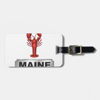 Maine-Hummer Kofferanhänger
