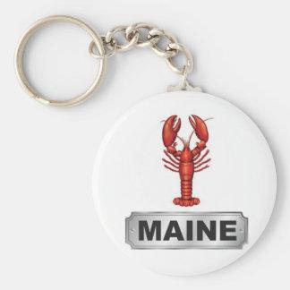 Maine-Hummer Schlüsselanhänger