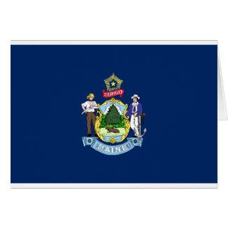 Maine Karte