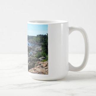 Maine-Küste Kaffeetasse