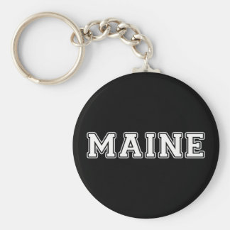 Maine Schlüsselanhänger
